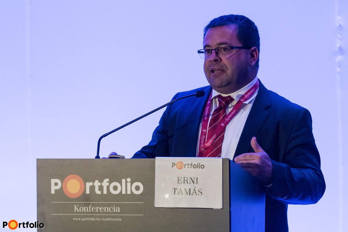 Erni Tamás (vezérigazgató, Loxon Solutions): Mesterséges intelligencia a hitelezésben: felhasználási területek