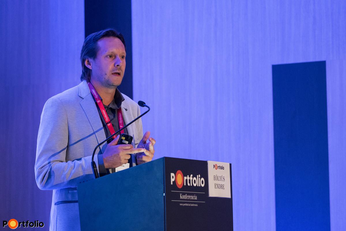 Endre Eölyüs (Director, MasterCard Europe): RTS 2018