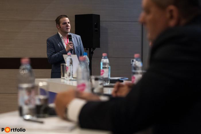Dr. Urbán Viktor (Project Manager, RowanHill Global Kft.): Insurtech a magyar biztosítóknál és a régióban