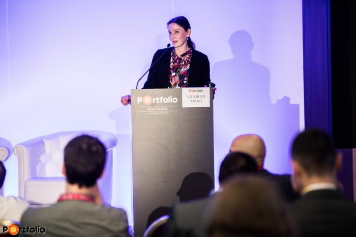 Szombati Anikó (makroprudenciális politikáért felelős ügyvezető igazgató, Magyar Nemzeti Bank): Regulatory sandbox és Innovation Hub Magyarországon