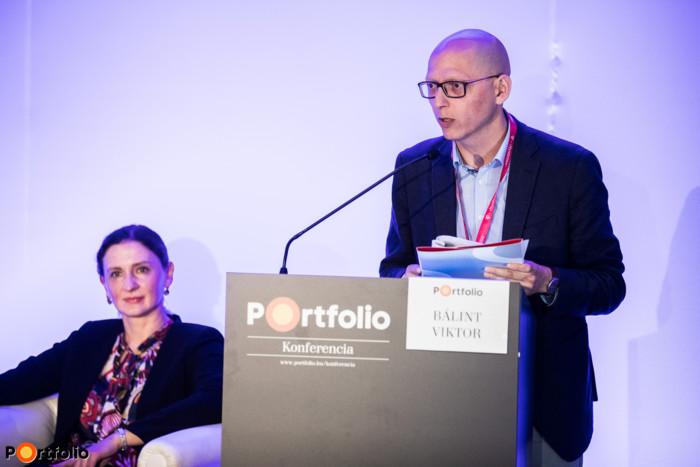 Bálint Viktor (ügyvezető partner, BnL Growth Partners): Az Épül a fintech ökoszisztéma c. szekció moderátora