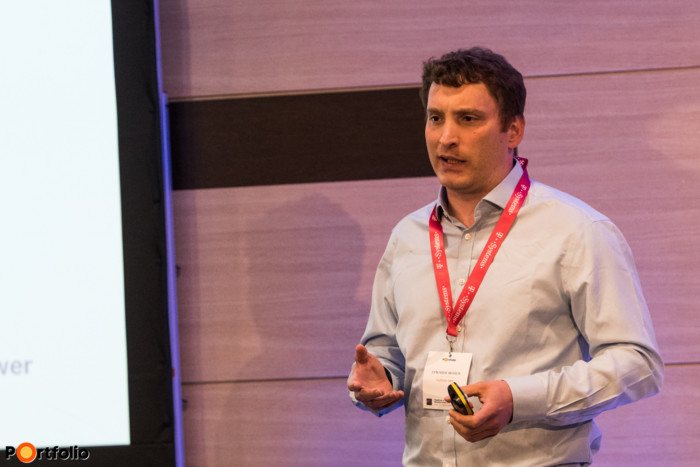 Fazekas Imre (társalapító, Upwards Motion): Enterprise blockchain - A hitelesség útján