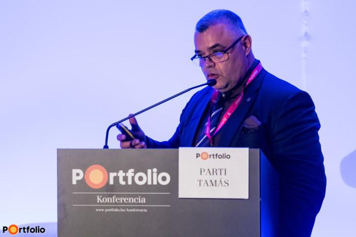 Parti Tamás (elnök, Budapesti Közjegyzői Kamara): Biztonságos szerződéskötés a kibertérben