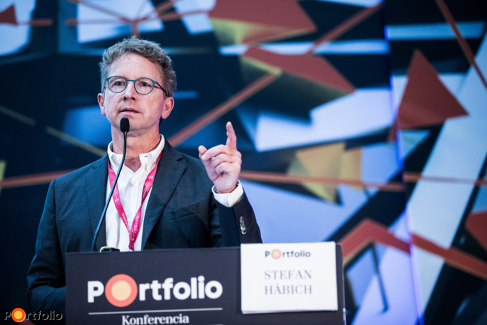Stefan Häbich (Managing Director BeeOne, Erste Group's Innovation Hub): Digitális forradalom: inkumbensek átalakulása neobankká