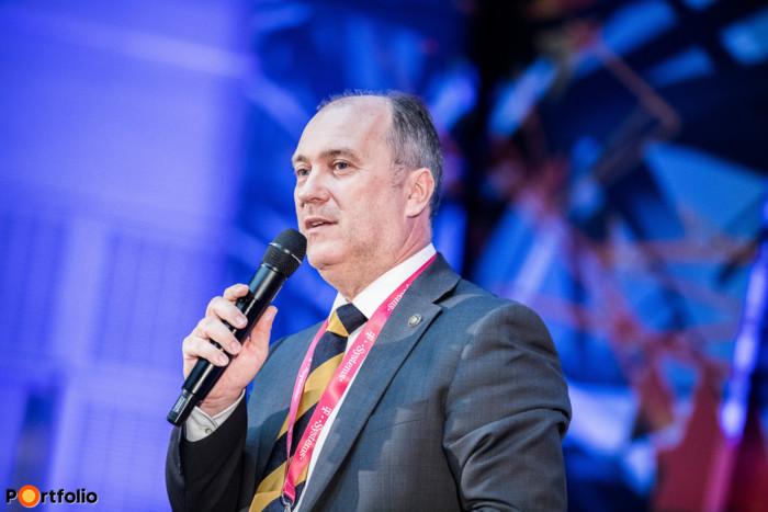 Bartha Lajos (ügyvezető igazgató, MNB): Azonnali átutalás - Közeleg a dimenzióváltás, felkészültek a bankok?