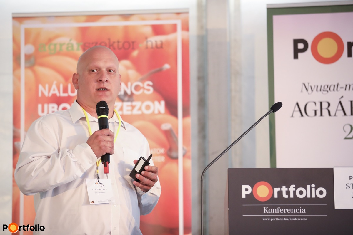 Strausz Zsolt (kereskedelmi igazgató, Készenlét Zrt.): Precíziós technológiák a tejelő szarvasmarhatartó telepeken