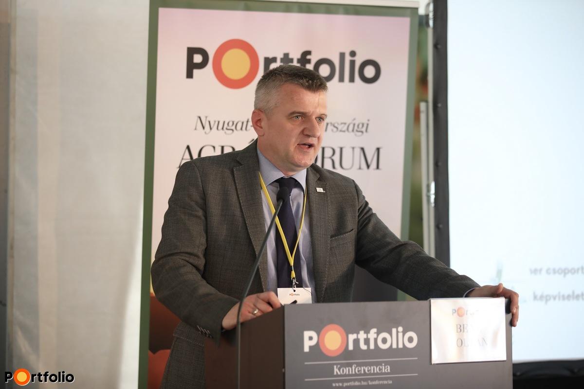 Bene Zoltán (cégvezető, Karintia Kft.): Meglepő fordulat - Válaszút előtt a szójaágazat