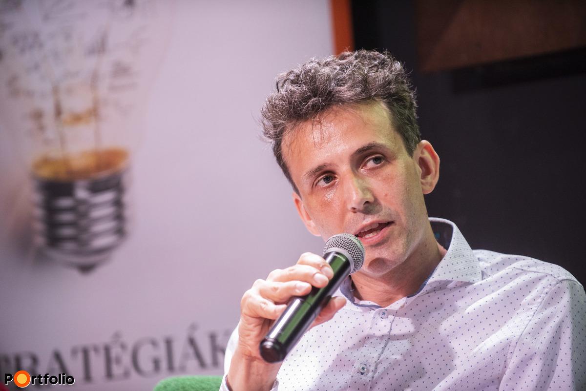Zubreczki Dávid (szerkesztő, Urbanista blog)