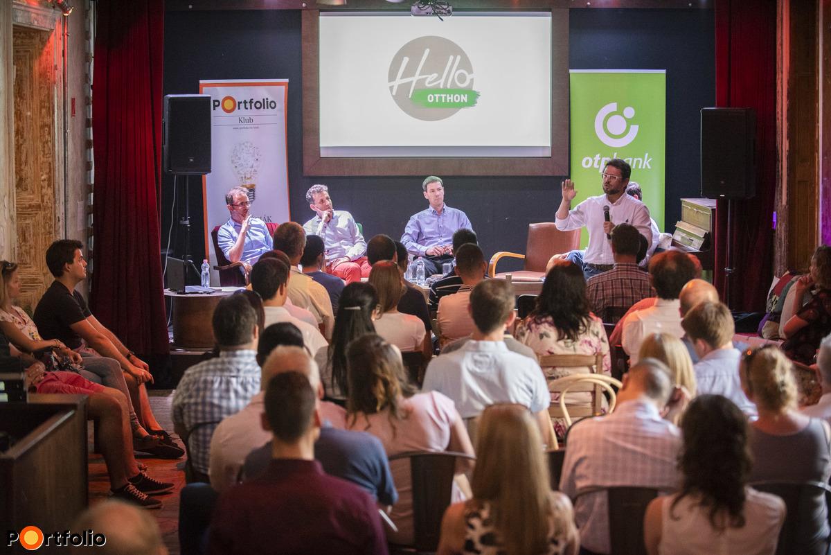 Kormos Zoltán (igazgató, Lakás Hitelek Főosztálya, OTP Bank): Vitaindító előadás - Otthon-megoldások okosan?