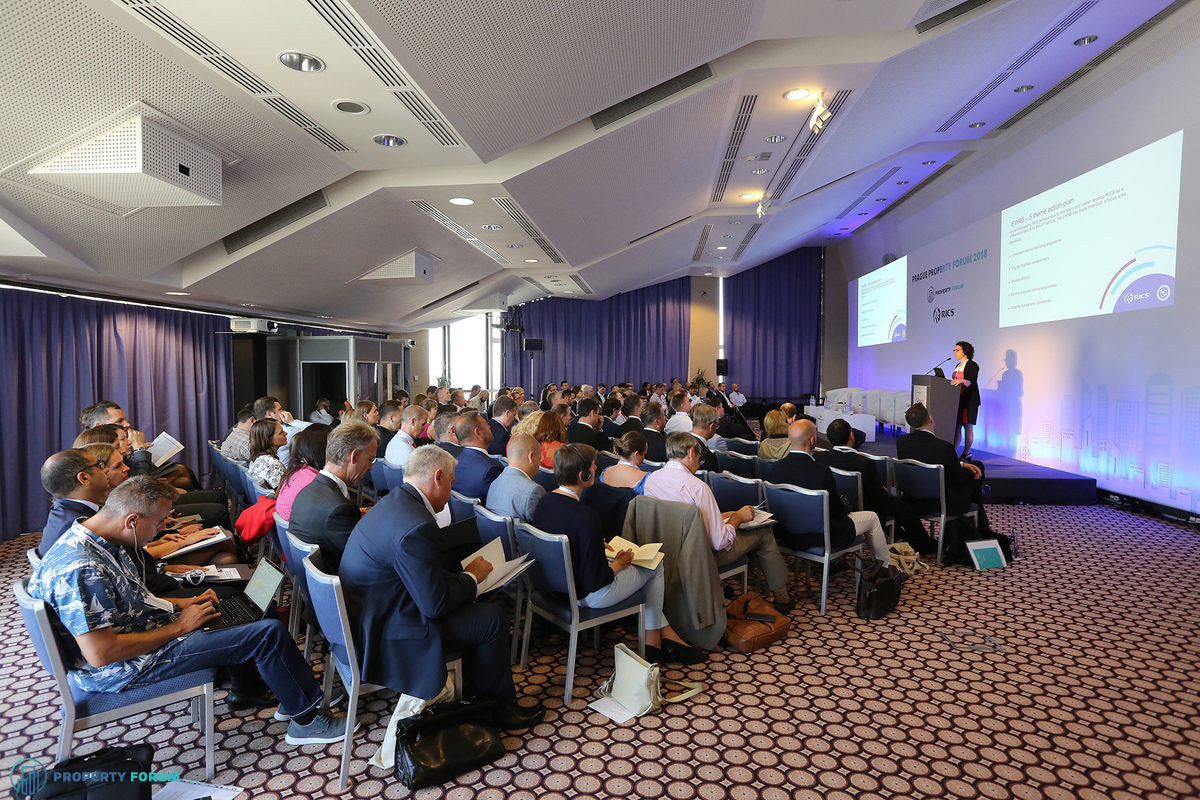 Prague Property Forum 2018