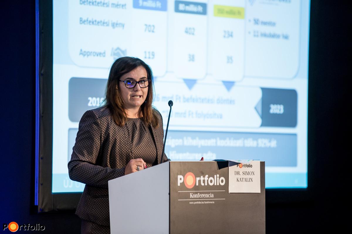 Dr. Simon Katalin (vezérigazgató-helyettes, MFB): Egyedi kihívásokra egyedi megoldások