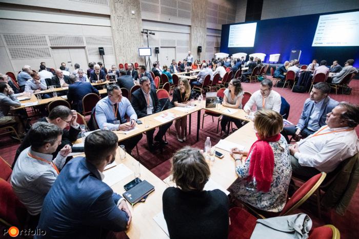 Körasztalos networking: Okosodás előtt stratégia - Várostervezés. Moderátor: Bősze Szilvia (üzletfejlesztési igazgató, Paulinyi-Reith & Partners Zrt.)