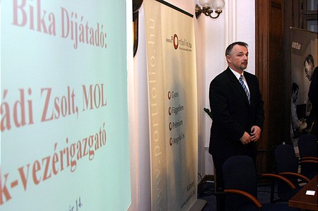 Zsolt Hernádi (MOL Chairman-CEO)