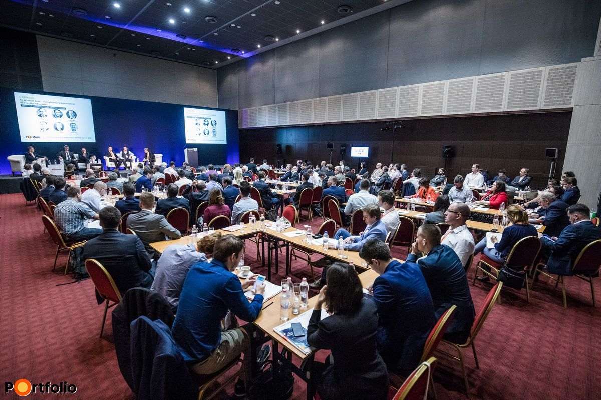 Nearly 150 participants attended the Portfolio Clean Energy & Disruptive Trends Summit 2018 conference