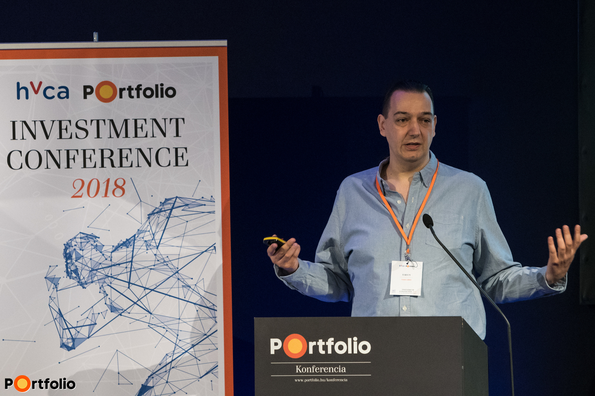 Tamás Bíró (Founder and Marketing Director, Barion): Case Study - The Netrisk Investment Story