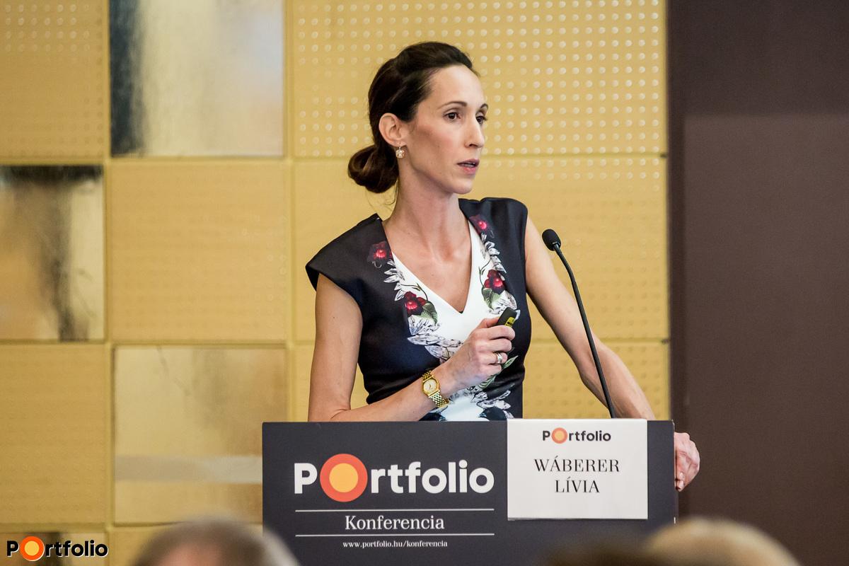 Wáberer Lívia (CEO, BILK): Cégbemutató előadás