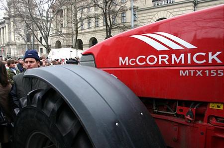 Szép traktor