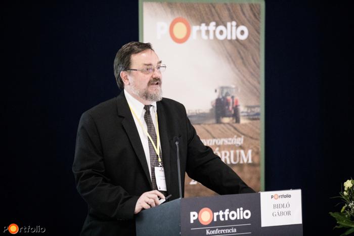 Bidló Gábor (ügyvezető igazgató, Budagabona Kft.): Pillanatkép a terménypiacokról