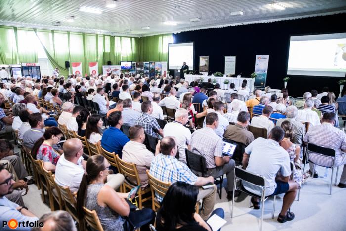 Csaknem 300 fő vett részt idén a hajdúböszörményi Kelet-magyarországi Agrárfórumon