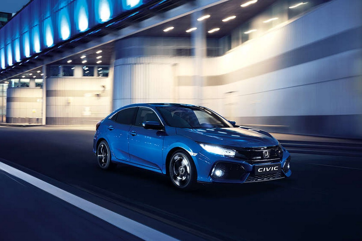 4. Honda Civic