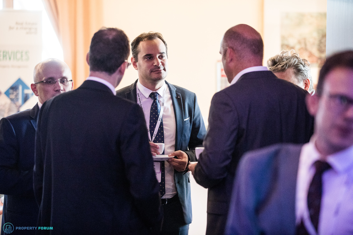 CEE Property Forum 2018 - Coffee break and networking