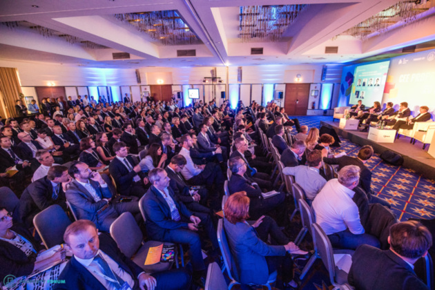 Nearly 500 participants at the CEE Property Forum 2018!