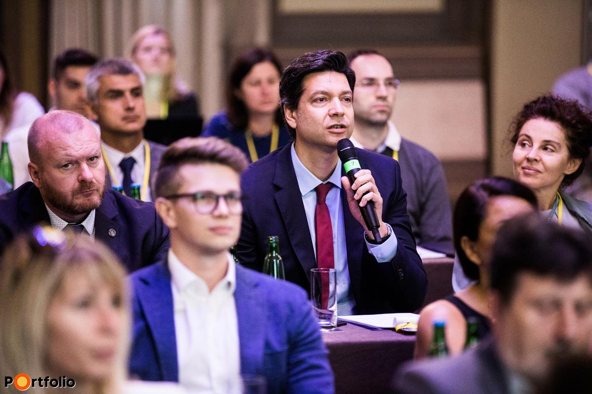 Q&A session Dr. Péterfalvi Attilával (elnök, Nemzeti Adatvédelmi és Információszabadság Hatóság)