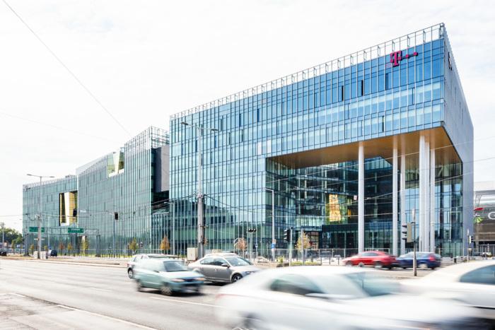 Telekom székház