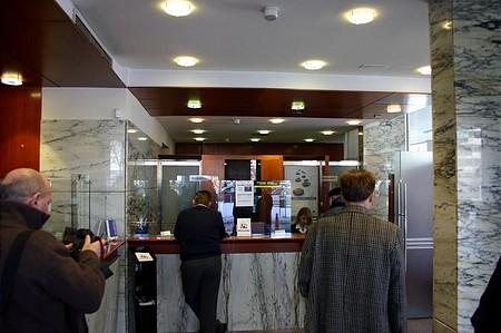 Nova Banka fiók belülrõl
