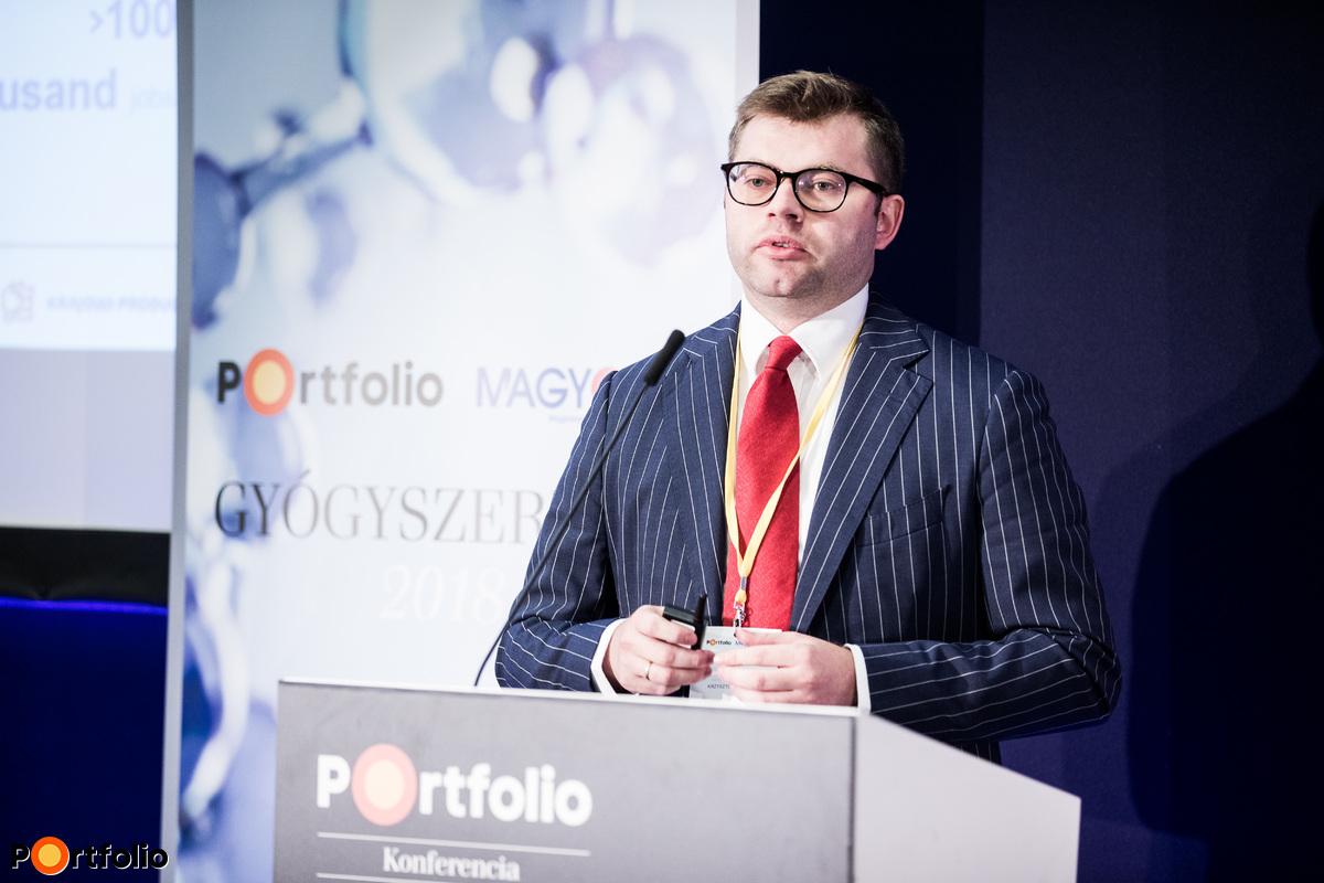 Grzegorz Rychwalski (Poland, Polski Związek Pracodawców Przemysłu Farmaceutycznego (PZPPF)): To be or not to be - domestic pharmaceutical industry