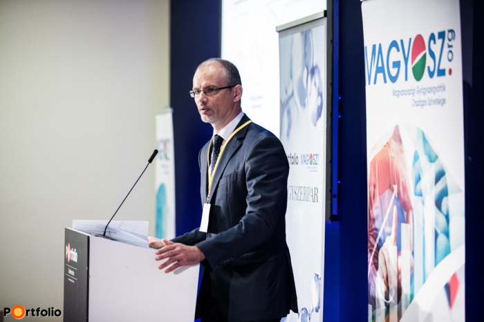 Péter Benő Banai (State Secretary for Budgetary Affairs,): The role of health on the competitiveness of Hungary's economy