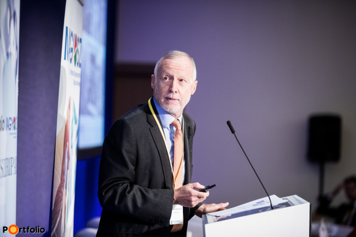 Erik Bogsch (Chairman, Richter Gedeon NyRt.): Challenges and hardships facing the pharmaceutical industry