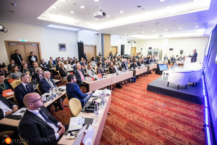 Over 110 participants attended Portfolio - MAGYOSZ Pharmaceutical Industry 2018 conference