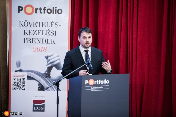 Kiss Milán (közgazdasági elemző, Magyar Nemzeti Bank): PSD2 - GDPR kéz a kézben a digitalizáció útján