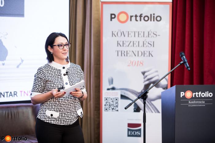 Agárdi Marianna (igazgató, EOS Magyarország): EOS Európai Fizetési szokások 2018 tanulmány