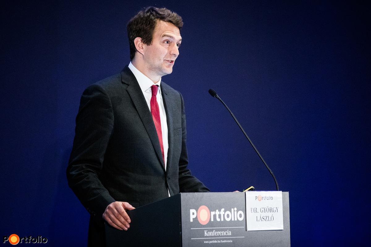 Dr. György László (gazdaságstratégiáért és szabályozásért felelős államtitkár, Innovációs és Technológiai Minisztérium): Gazdaságfejlesztés és versenyképesség