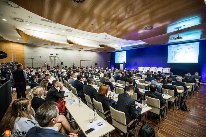 Több, mint 200 fő részvételével került megrendezésre a Portfolio Budapest Economic Forum 2018 konferencia