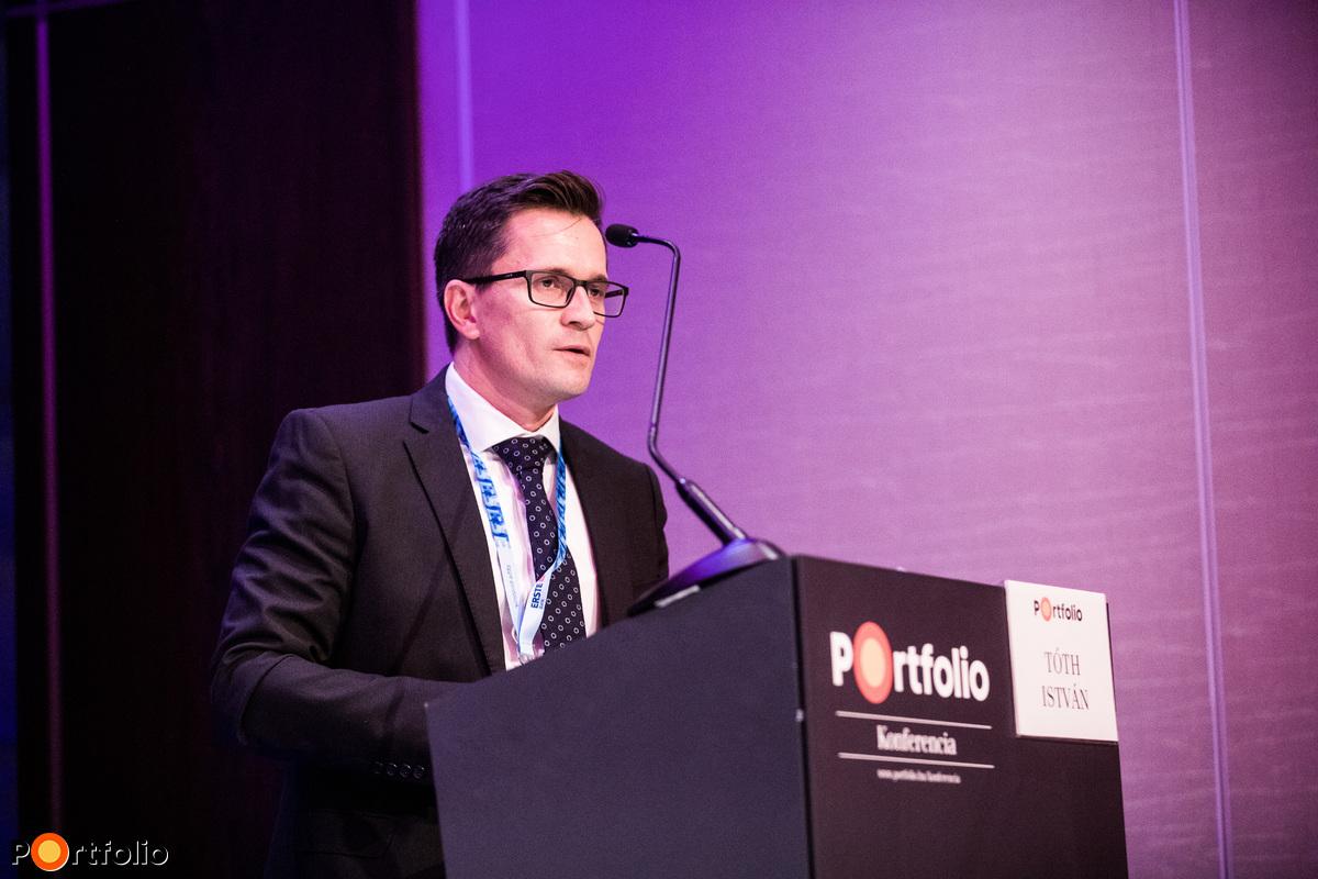 István Tóth (Segment Manager for Digital Services, MagNet Bank Zrt.): Presentation of MagNet Bank