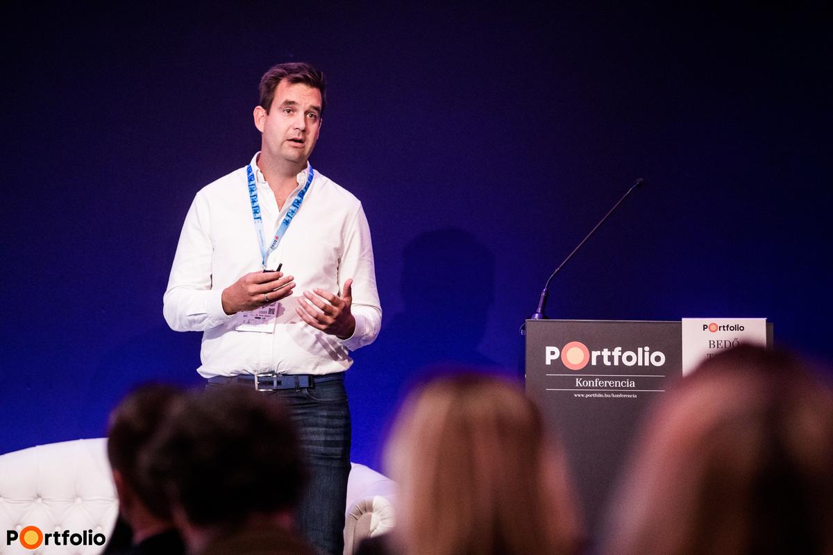 Tibor Bedő (Founder / CEO, Brokerchooser): Presentation of Brokerchooser