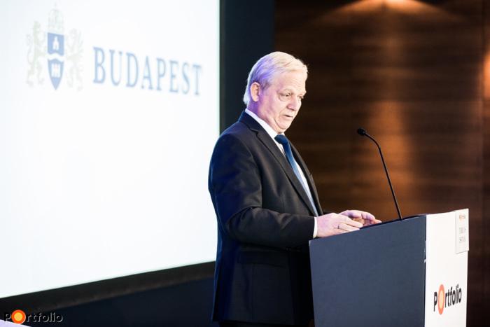 Hivatalos megnyitó: Tarlós István, Főpolgármester, Budapest Főváros Önkormányzata