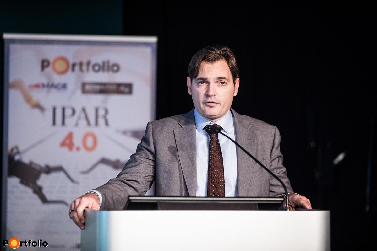 Péter Bacsfay (Executive director, MFB - Magyar Fejlesztési Bank): Technological development sources - financing of SMEs