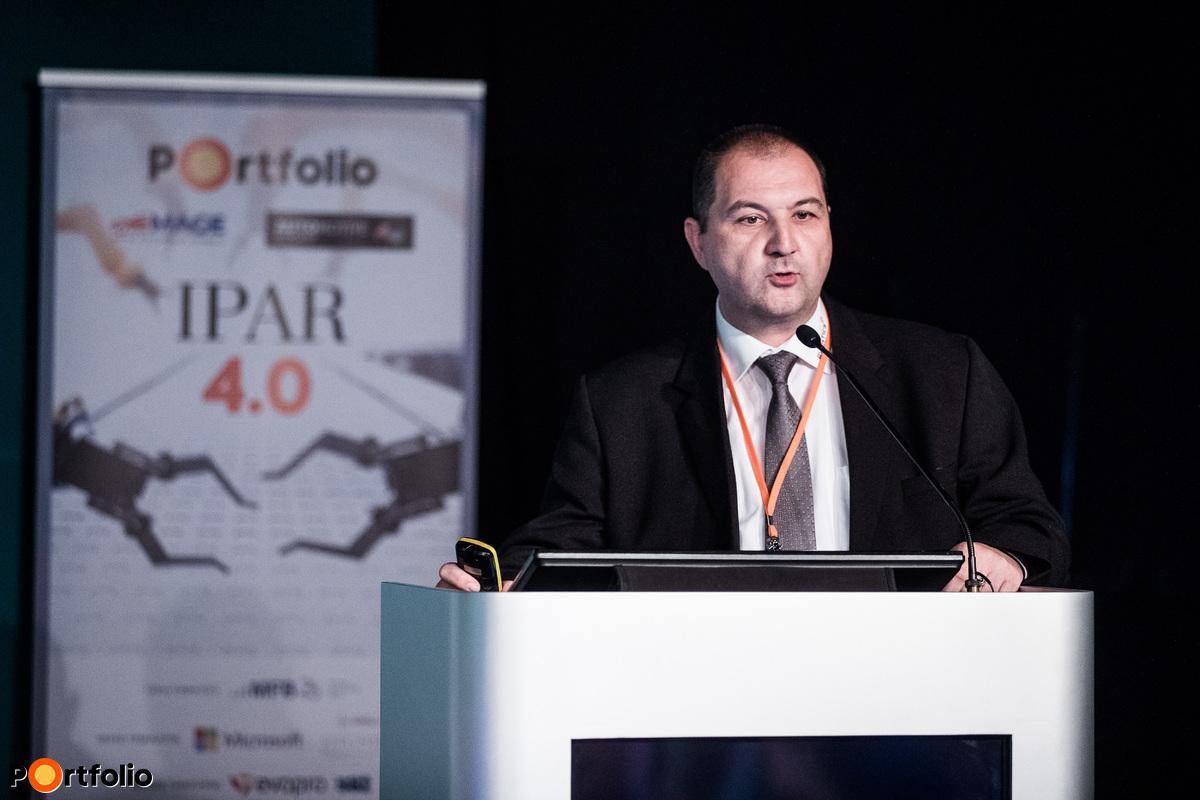 Ferenc Bolyki (Head of Industrial Engineering, AVENTICS Hungary Kft.): Digitalisation at AVENTICS Hungary Kft.