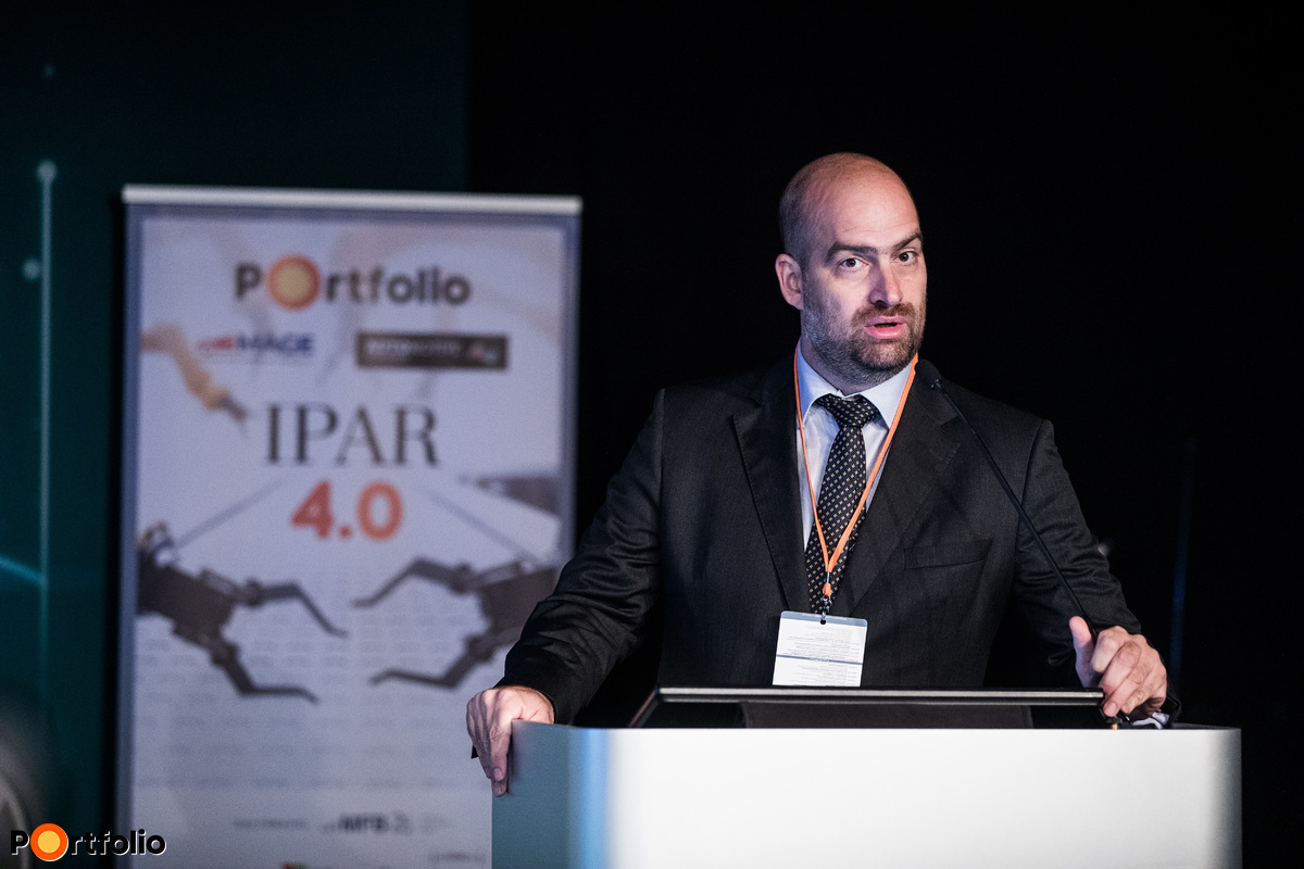 Opening speech: Zoltán Bán, Chief Executive Officer, NET Media Zrt. (portfolio.hu)