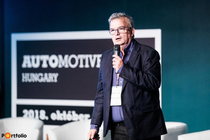 Tordai Balázs (fejlesztési munkacsoport vezető, IVSZ): 4.0-s sebességre kapcsolva