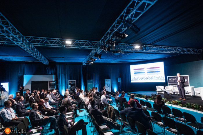 Nearly 200 participants attended the Portfolio-MAGE Industry 4.0