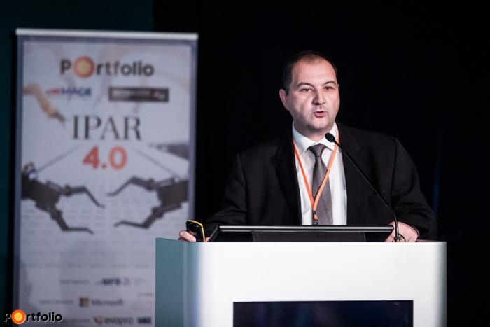 Bolyki Ferenc (ipari mérnökség vezető, AVENTICS Hungary Kft.): Digitalizáció az Aventics Hungary Kft.-nél