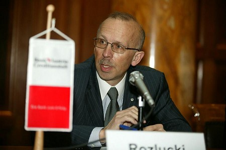 Wieslaw Rozlucki, a Varsói Értéktőzsde elnök-vezérigazgatója