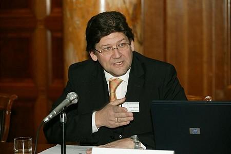 Stefan Zapotocky, a Bécsi Értéktőzsde vezérigazgatója