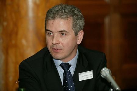 Szalay-Berzeviczy Attila, a Budapesti Értéktőzsde elnöke