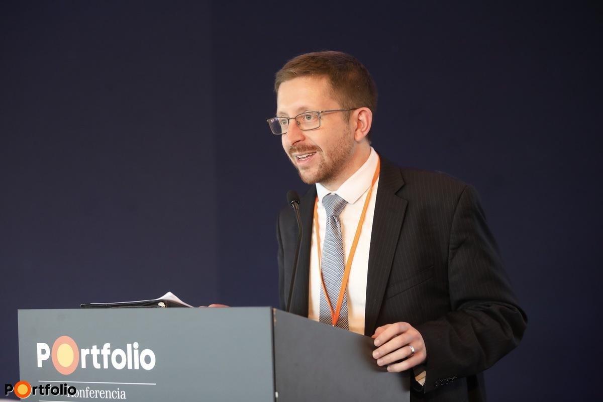 Daniel Babinski, gazdasági tanácsos, energetikai szakdiplomata, USA Nagykövetség